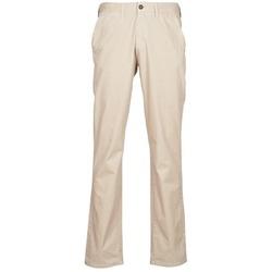 textil Hombre pantalones chinos TBS BEVFAN Beige