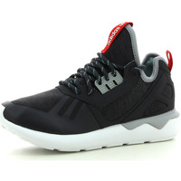 Zapatos Hombre Running / trail adidas Originals Tubular Runner Weave Gris