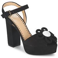 Zapatos Mujer Sandalias Moschino Cheap & CHIC CA1617 Negro