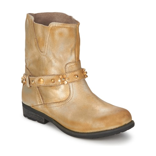 Zapatos de mujer baratos zapatos de mujer Zapatos especiales Moschino Cheap & CHIC CA21013 Oro
