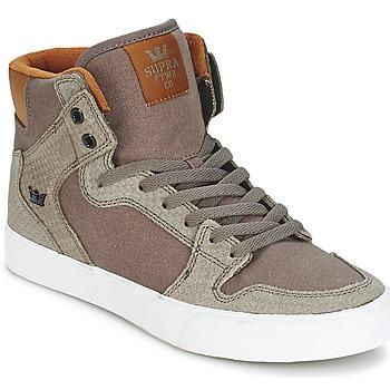 Zapatos Zapatillas altas Supra VAIDER Marrón