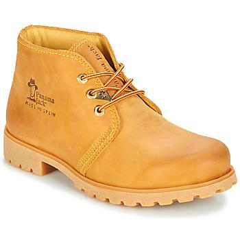 Zapatos Hombre Botas de caña baja Panama Jack BOTA PANAMA Beige