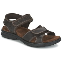 Zapatos Hombre Sandalias Panama Jack SANDERS Marrón