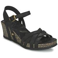 Zapatos Mujer Sandalias Panama Jack VERA Negro