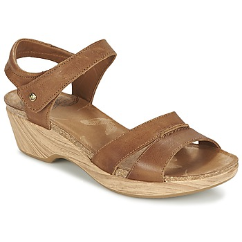 Zapatos Mujer Sandalias Panama Jack LARISA Marrón
