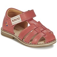 Zapatos Niña Sandalias Kavat FORSVIK Coral