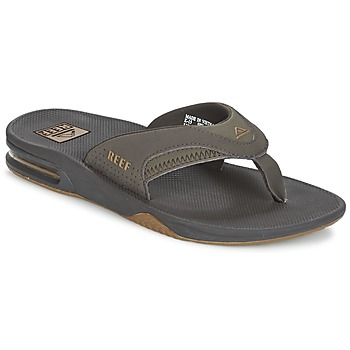 Zapatos Hombre Chanclas Reef FANNING Gris