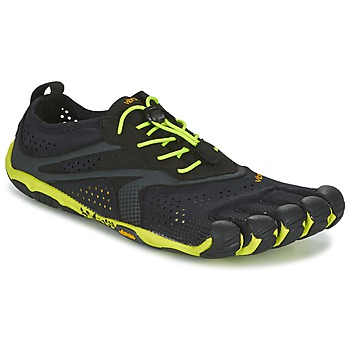 Zapatos Hombre Running / trail Vibram Fivefingers BIKILA EVO 2 Negro / Amarillo