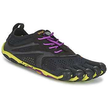 Zapatos Mujer Running / trail Vibram Fivefingers BIKILA EVO 2 Negro / Amarillo