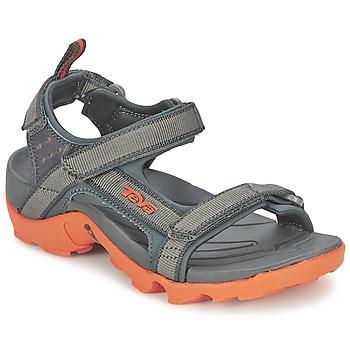 Zapatos Niño Sandalias de deporte Teva TANZA Gris