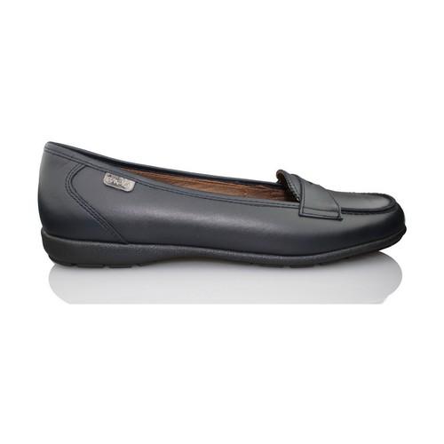 Zapatos Niña Bailarinas-manoletinas Pablosky ALBA LETINA AZUL