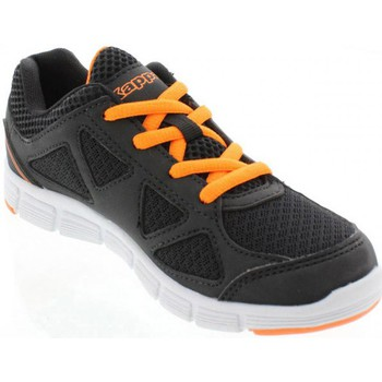 Zapatos Niño Zapatillas bajas Kappa 3026E00 UMBERTE Negro