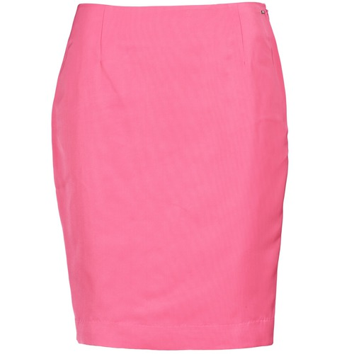 La City JUPE2D6 Rosa - Envío gratis | ! - textil Faldas Mujer