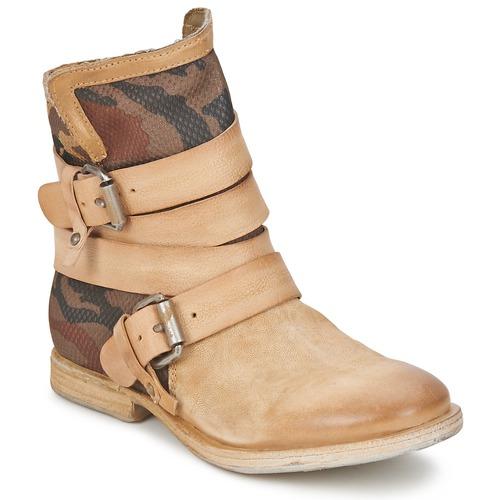 Zapatos promocionales Airstep / A.S.98 TRIP METAL Nudo-militar-natural  Venta de liquidación de temporada