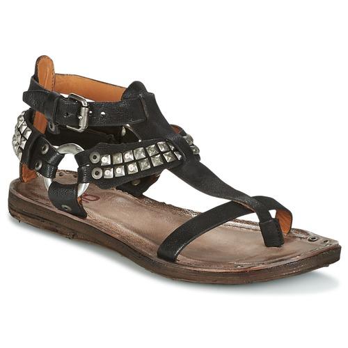 Zapatos Mujer Sandalias Airstep / A.S.98 RAME Negro