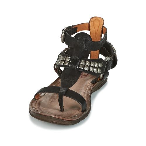 s Negro Rame Sandalias Zapatos AirstepA 98 Mujer tQdBsCohrx