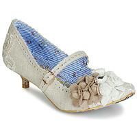 Zapatos Mujer Zapatos de tacón Irregular Choice DAISY DAYZ Beige / Multicolor