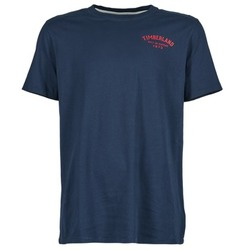 textil Hombre camisetas manga corta Timberland SS KENNEBEC RIVER Marino