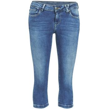 textil Mujer Pantalones cortos Teddy Smith PANDOR COURT COMF USED Azul / Medium