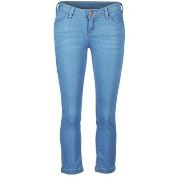 textil Mujer Pantalones cortos School Rag PART COURT COMF Azul / Medium