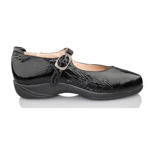 Zapatos Mujer Bailarinas-manoletinas Calzamedi ORTOPEDICO MUJER NEGRO