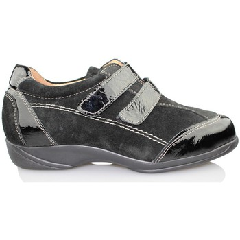 Zapatos Mujer Richelieu Calzamedi S TERAPEUTICA NEGRO