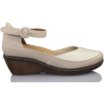 Zapatos Mujer Zapatos de tacón Calzamedi TANGON ORTO BEIGE