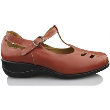 Zapatos Mujer Zapatos de tacón Calzamedi MERCEDITA MARRON