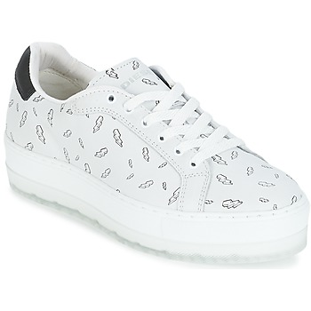 Zapatos Mujer Zapatillas bajas Diesel S-ANDYES  WOMAN Blanco