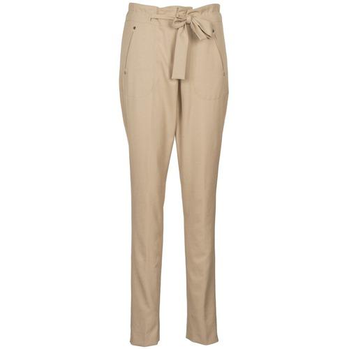 Lola PARADE Beige - Envío gratis | ! - textil Pantalón Fluido Mujer
