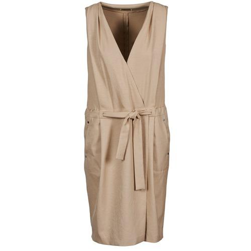 textil Mujer vestidos cortos Lola ROOT Beige