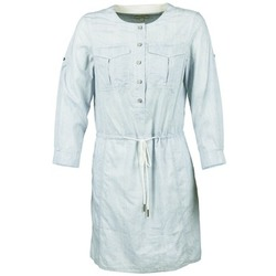 textil Mujer vestidos cortos Aigle MILITANY Azul