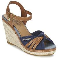 Zapatos Mujer Sandalias Tom Tailor BASTIOL Marino