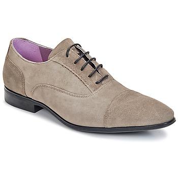 Zapatos Hombre Richelieu BKR KIPLIN Gris