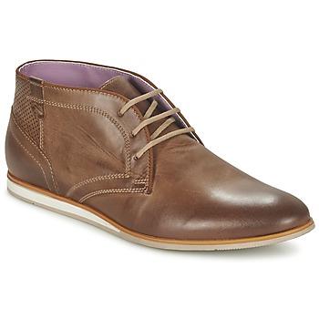 Zapatos Hombre Botas de caña baja BKR ALGAR Marrón