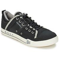 Zapatos Hombre Zapatillas bajas Merrell RANT Negro