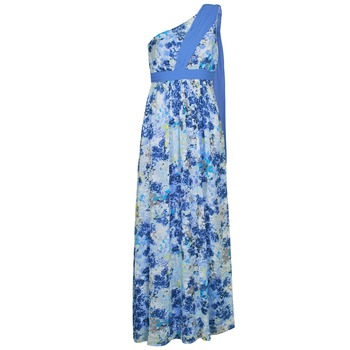 textil Mujer vestidos largos Manoukian 613356 Azul