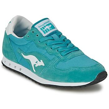 Zapatos Mujer Zapatillas bajas Kangaroos BLAZE III Azul