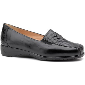 Zapatos Mujer Mocasín Drucker Calzapedic SERPIENTE ATLANTICO AZUL