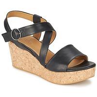 Zapatos Mujer Sandalias Coclico MEL Negro