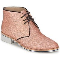 Zapatos Mujer Botas de caña baja C.Petula STELLA Rosa