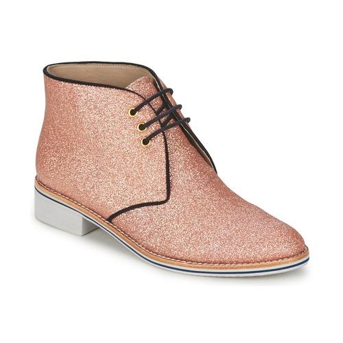 C.Petula STELLA Rosa promoción - Envío gratis Nueva promoción Rosa - Zapatos Botas de caña baja Mujer 143,20 590d9b