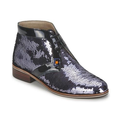 Gran descuento Zapatos especiales C.Petula PEGASE Plateado