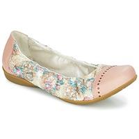 Zapatos Mujer Bailarinas-manoletinas Dkode FARIS Rosa