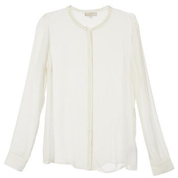 textil Mujer camisas Cream PANSY Crudo