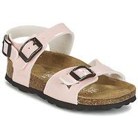 Zapatos Niña Sandalias Betula Original Betula Fussbett JEAN Rosa