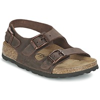 Zapatos Niños Sandalias Betula Original Betula Fussbett FUNK Marrón