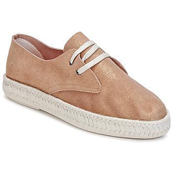 Zapatos Mujer Alpargatas Bunker IBIZA Oro