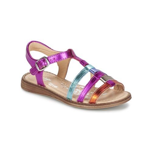 Zapatos Niña Sandalias Babybotte KIRI2 Multicolor
