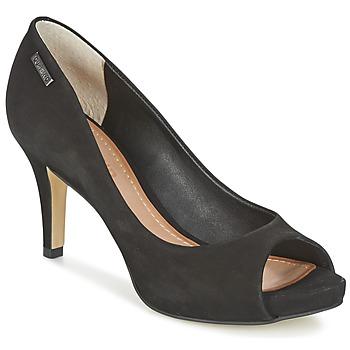 Zapatos Mujer Zapatos de tacón Dumond GUELVUNE Negro